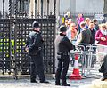 Police at New Palace Yard, Westminster, 27 March 2017 (33644408326).jpg
