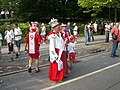 Polish football (soccer) fans - FIFA World Cup 2006.jpg