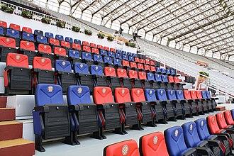 Stadion Poljud - VIP stands