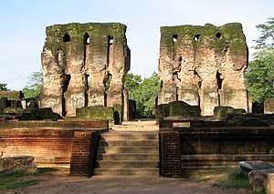 Polonnaruwa - Royal Palace