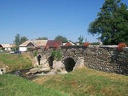 Poltár (časť Zelené) - Turecký most.jpg