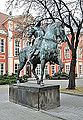 Pomnik Bartolomeo Colleoniego w Warszawie 2014.JPG