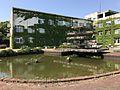 Pond in Hakozaki Campus of Kyushu University 2.jpg