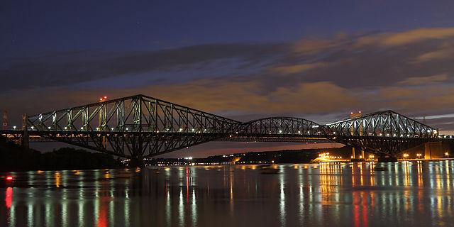 2nd place:  Pont de Québec, Boulevard Laurier, by Canonnica