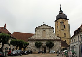 eglise catholique Doubs