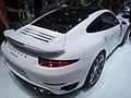 Porsche 911 (Typ 991) Turbo rear-side at IAA 2013.JPG