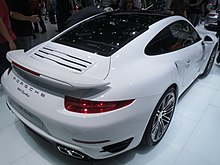 911 turbo and turbo s 20132015edit - 2015 Porsche 911 Turbo