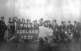 Harold Oliver (Australian footballer) - Oliver captained Port Adelaide's 1921 SAFL premiership.