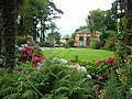 Portmeirion gardens looking over estuary - geograph.org.uk - 525360.jpg