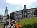 Porto, Praça do Infante D. Henrique (2).jpg