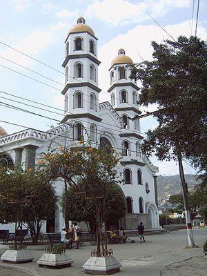 Portoviejo - Image: Portoviejo Catedral