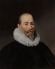 Portrait of Diederick Hoeufft (1571-1634)