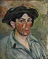 Portrait of Italian Fisherman by Boris Anisfeld (1911-12).jpg