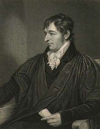 Richard Porson - Portrait of Richard Porson, 1830