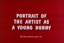 Portrait of the Artist as a Young Bunny title card.png