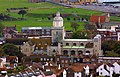 Portsmouth Cathedral from the Spinnaker Tower - geograph.org.uk - 1266496.jpg