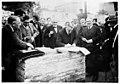 Pose de la première pierre de la Bibliothèque municipale de Toulouse, rue de Périgord, le 25 juin 1932 (7942247848).jpg
