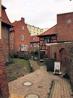 Possehl-Hof in Lübeck