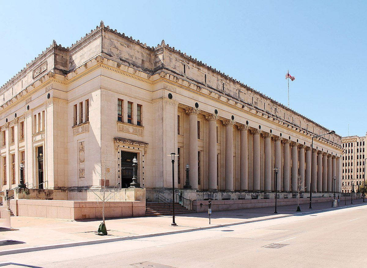 United States Post Office (Fort Worth, Texas) - Wikipedia