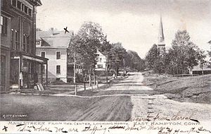 East Hampton, Connecticut - Main Street, about 1907