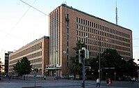 Posti Tampere Owa
