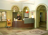 Postmuseum Stockholm 2011.jpg