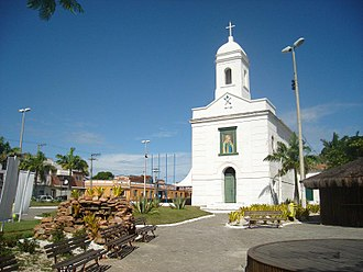 São Pedro da Aldeia - Image: Praça da Igreja Matriz de São Pedro da Aldeia