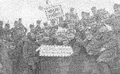 Prague Volunteers to fight Hungarian bolsheviks in 1918 from Rosicky.png