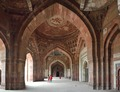 Prayer Hall - Qila-e-Kuhna Masjid - Southward View - Old Fort - New Delhi 2014-05-13 2868-2870 Archive.TIF