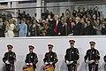 President, Vice President at Inaugural parade 01-20-17.jpg
