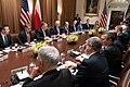 President Trump Meets with President Duda of Poland (48052050677).jpg