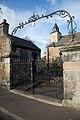 Prestongrange Church - view of church through gate.jpg