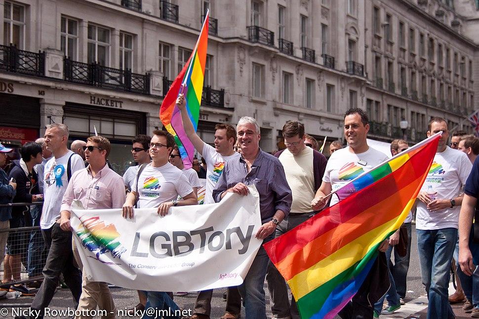 Pride London Parade, July 2011 (5963245767)