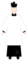 Priest - choir dress.svg