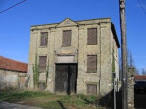 Northwold - Former Primitive Methodist chapel, Northwold