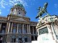 Prince Eugene monument, 2013 Budapest (187) (13228752145).jpg
