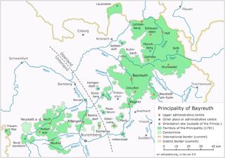 Principality of Bayreuth principality