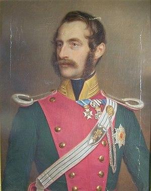 Prince Eduard of Saxe-Altenburg