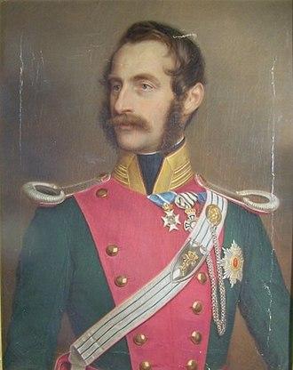 Prince Eduard of Saxe-Altenburg - Image: Prinz Eduard von Sachsen Altenburg