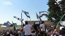 File:Pro-rebel demonstrations in northwestern Syria 2018-9-22.ogv