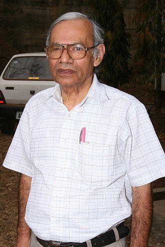 Institute for Plasma Research - Founder of CPP-IPR Prof. S. Bujarbarua