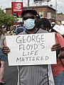 Protest against police violence - Justice for George Floyd, May 26, 2020 22.jpg