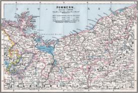 pommern karte vor 1945 Provinz Pommern – Wikipedia