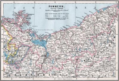 Province Of Pomerania 1815 1945 Wikipedia
