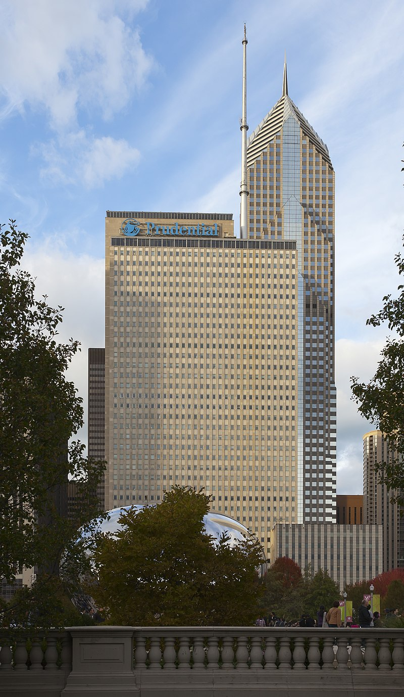 Prudential Plaza, Chicago, Illinois, Estados Unidos, 2012-10-20, DD 02.jpg