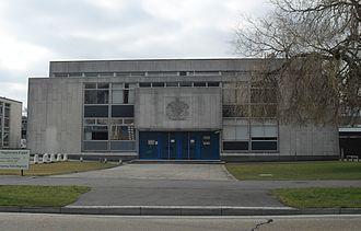 Public services in Crawley - Crawley Magistrates Court