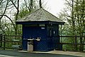 Public convenience at Wakebridge, Crich Tramway Village - geograph.org.uk - 1290404.jpg