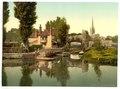 Pulls Ferry, Norwich, England-LCCN2002708014.tif