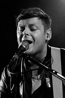 Jon Courtney British musician
