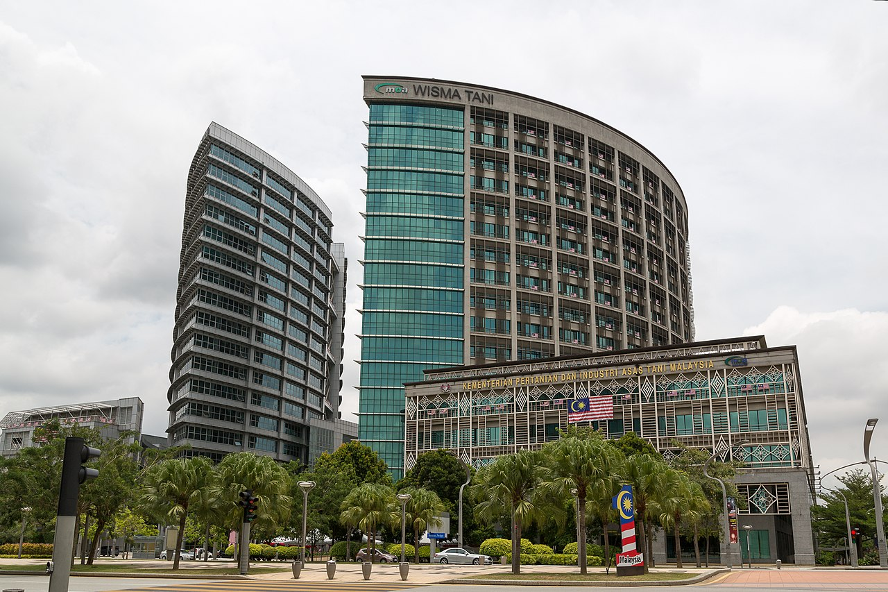 File Putrajaya Malaysia Ministry Of Agriculture And Agro Based Industries 03 Jpg Wikimedia Commons